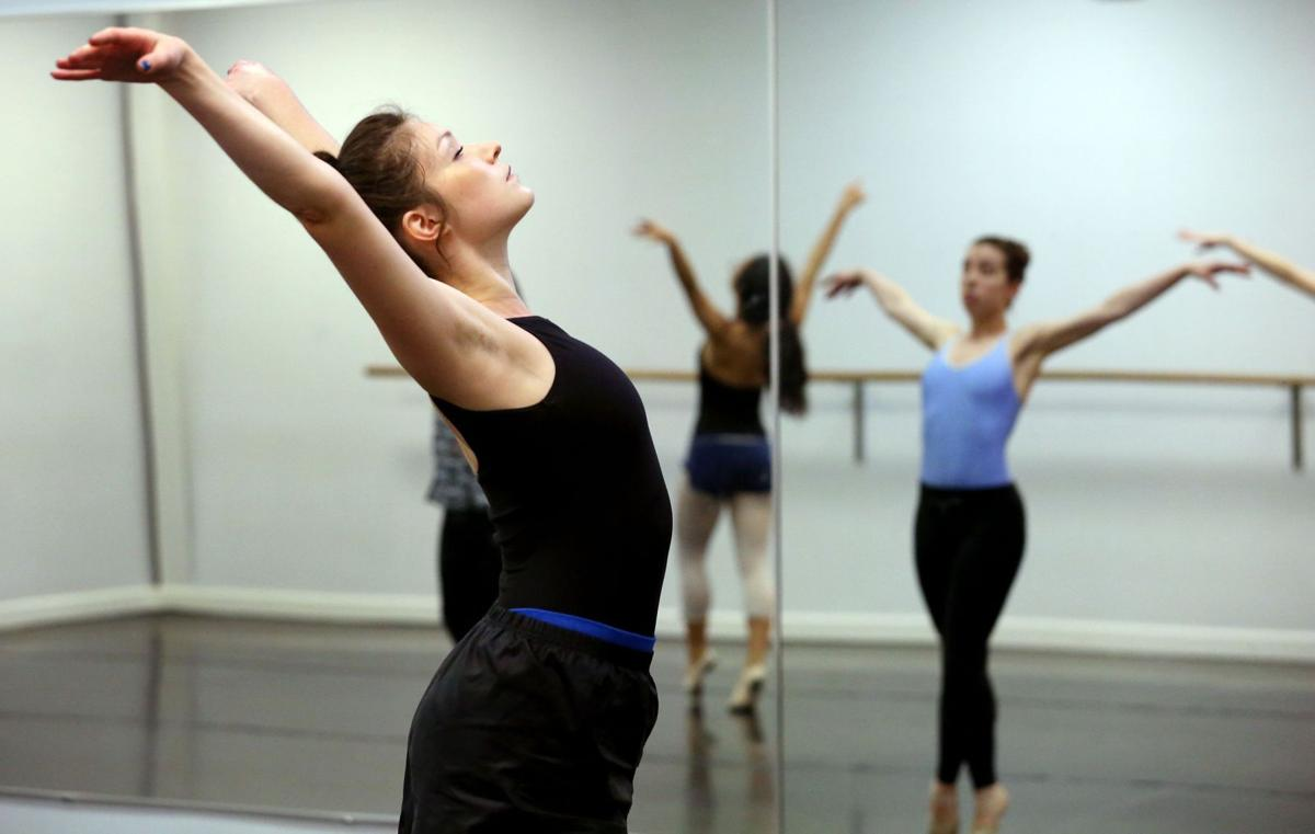 Preparing for a new ballet company