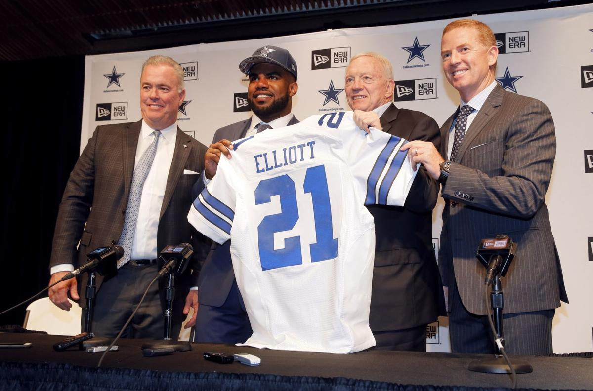 Finding NFL draft trends easier than winners, losers
