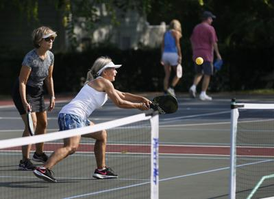 Sparkling Ice to provide new pickleball courts at Doty Park