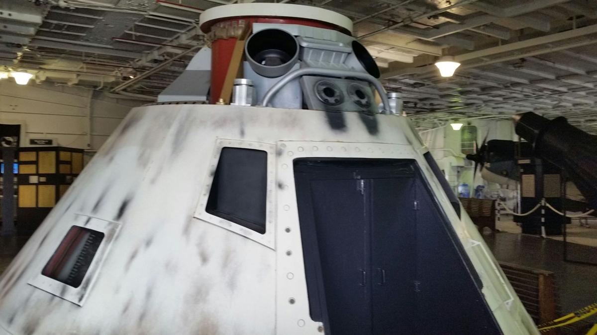 Visitors will fly to moon in new Patriots Point exhibit