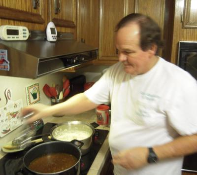 Home cook turns misfortunes into positives