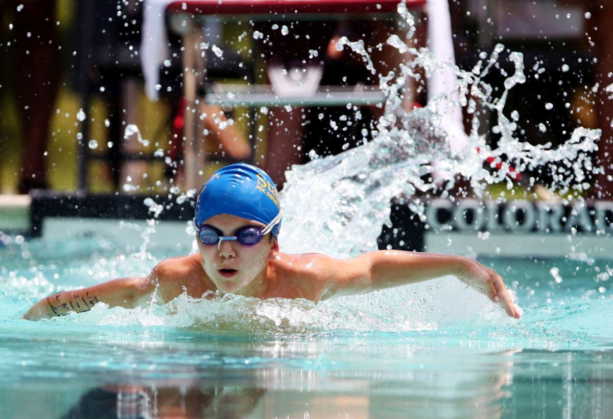 Snee Farm extends lead at City Swim Meet