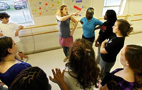 Rehearsals winding down for School of Arts production