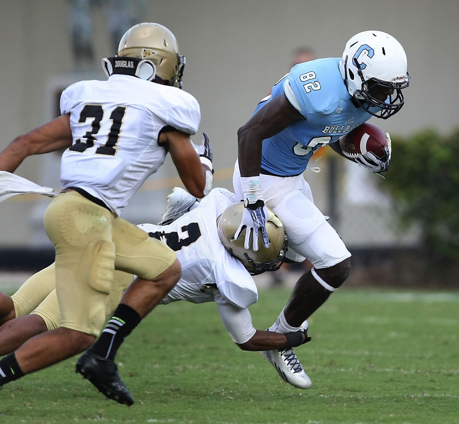 Citadel drops 15th straight to Wofford
