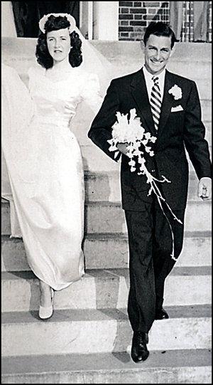 Mr. and Mrs. Sidney Miller, Jr.