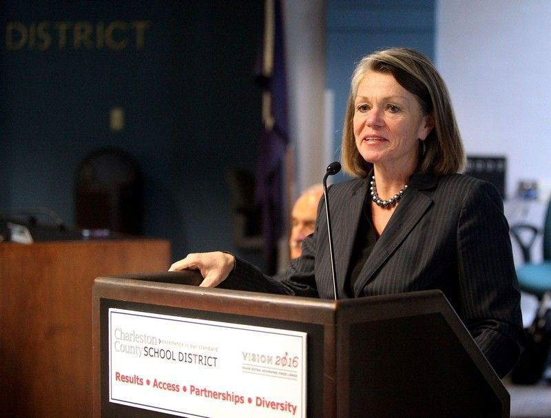 Ex-Charleston schools chief Nancy McGinley launches leadership consulting business
