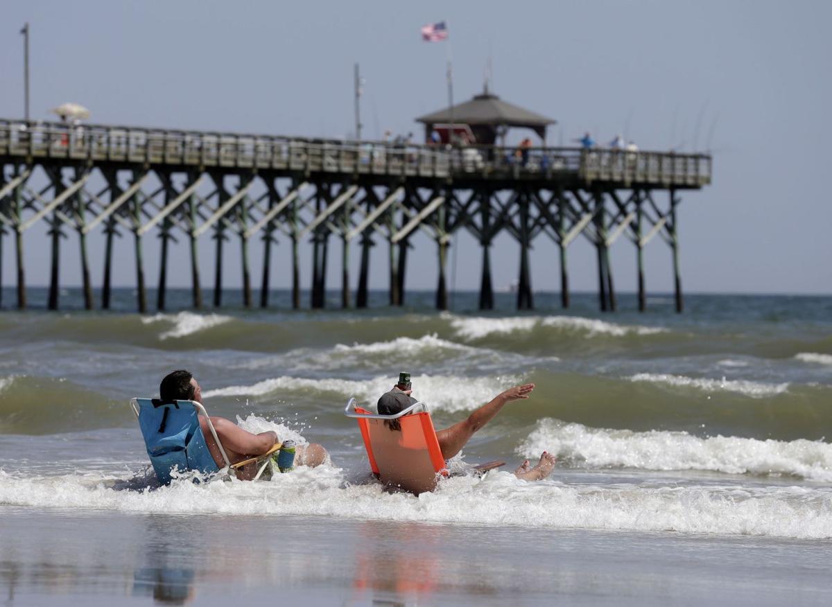 After attacks, town considers shark fishing ban