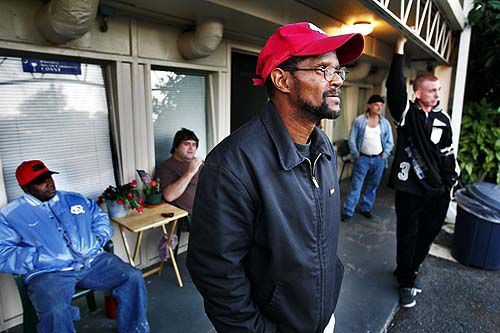 Homeless vets find hope
