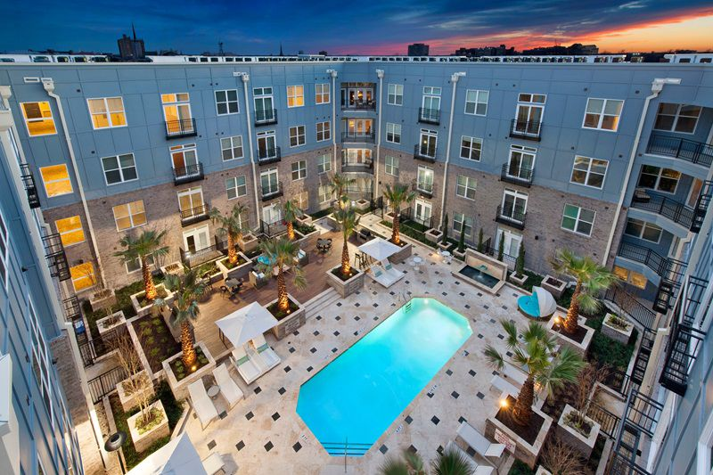 Charleston Based Greystar Keeps Lead As Largest Apartment Property