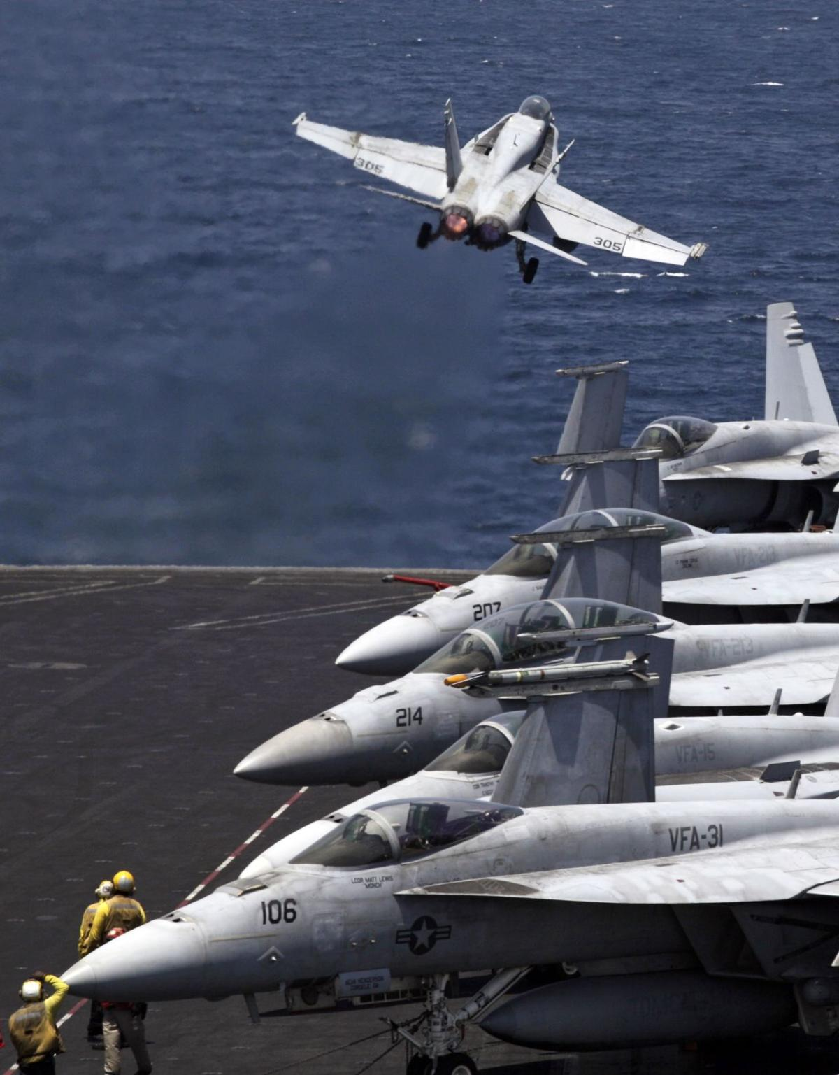 Indispensable mission: Keeping the U.S. Navy ready