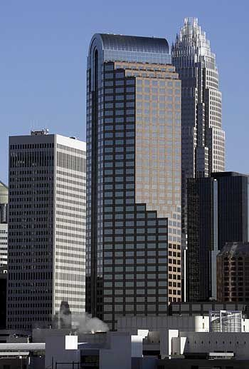 Charlotte: Wall Street South feeling banking industry's troubles