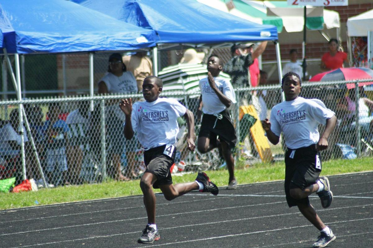 Area athletes pitch, hit and run to victory