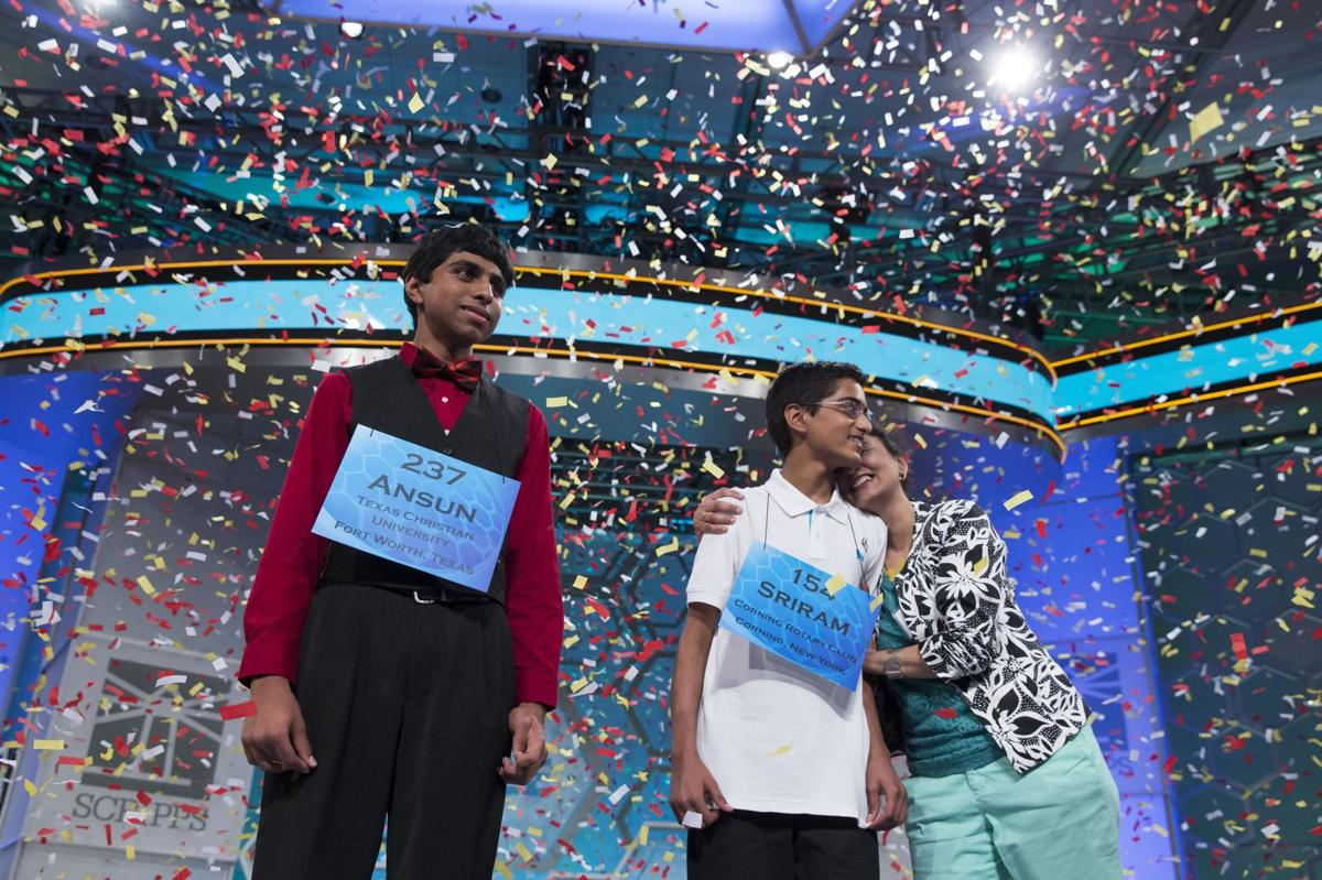 Past Spelling Bee Champions