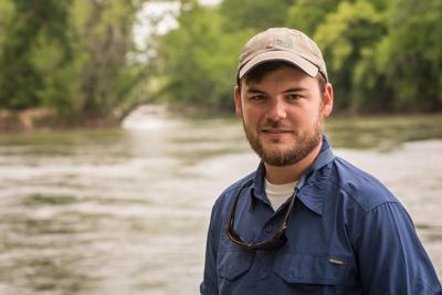 Congaree Riverkeeper Bill Stangler
