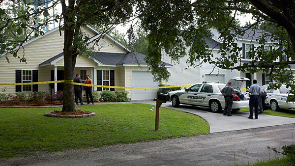 Three-year-old girl dies from self-inflicted gunshot