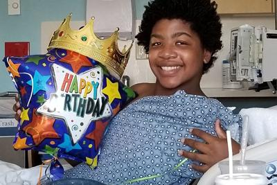 Teen navigating care for rare condition
