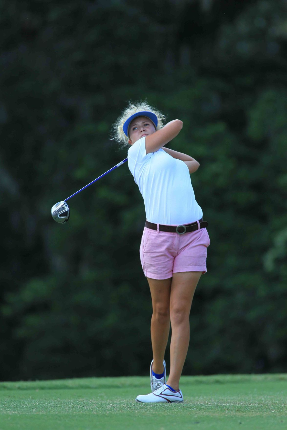 Freshman golfers make their marks with Cougars