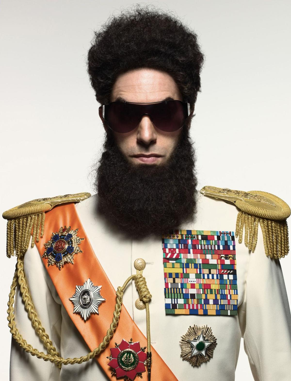 Baron Cohen's 'Dictator' unfocused spoof