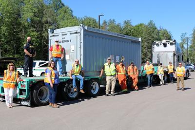 Canadian Transport Team, SRS HEU