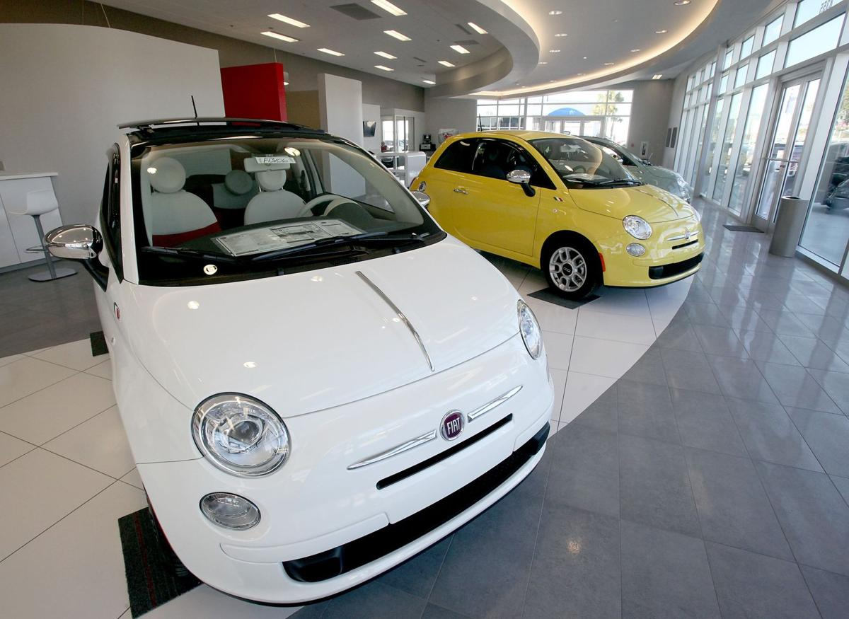 Hendrick introduces Fiat North Charleston dealer to sell stylish, fuel-efficient cars