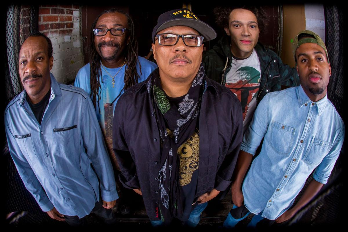 Music Scene: Dumpstaphunk, Drew Holcomb and the Neighbors, Lucero