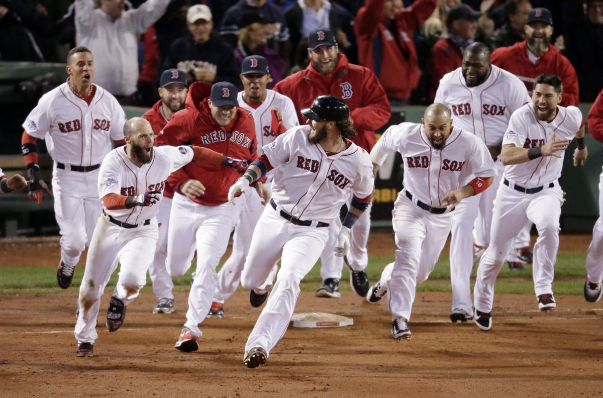 Ortiz, Red Sox sting Tigers, 6-5, to tie ALCS