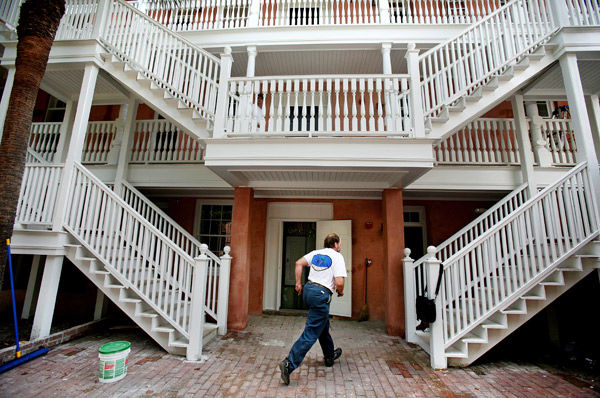 Elliott House revival: Inn/condominium almost ready after two-year restoration