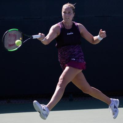 Women's Professional Tennis at Templeton Tennis Ranch (copy)