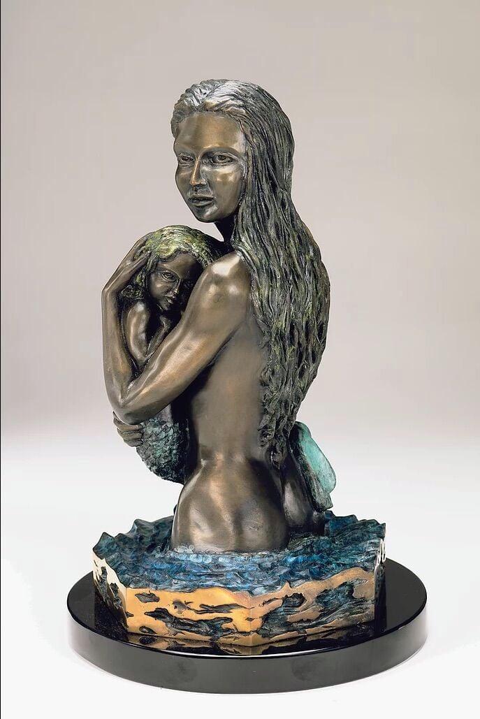 Local sculptures a part of Summerville history
