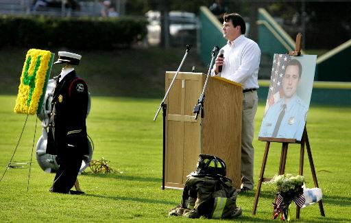 Funeral: Louis Mulkey