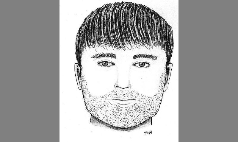 Police release sketch of man who assaulted woman near College of Charleston