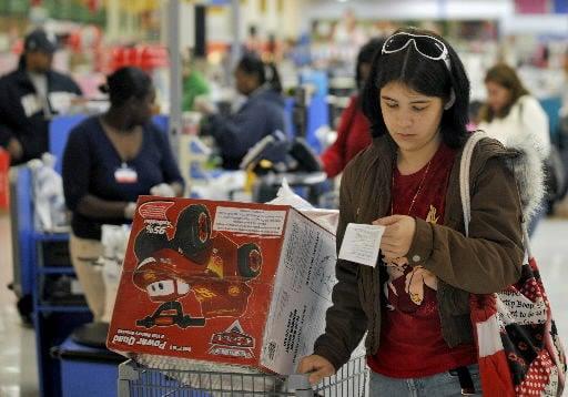 Good, bad news for Wal-Mart