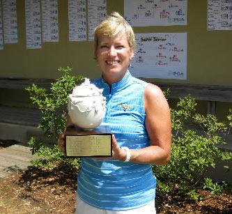 Brown wins Women's Sr. Amateur