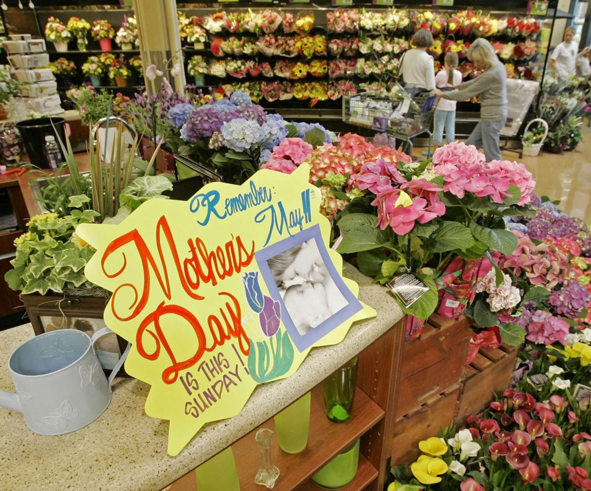 Big Mother's Day boost Retail industry expected to pull in nearly $20 billion