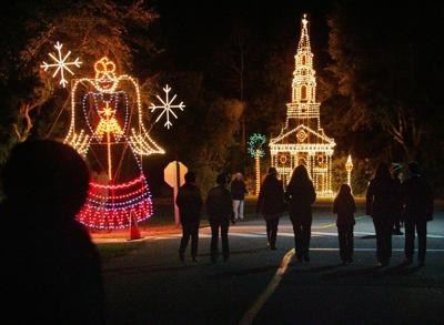Holidays creep up with few early events this weekend