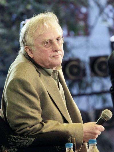 Richard Dawkins to discuss atheism