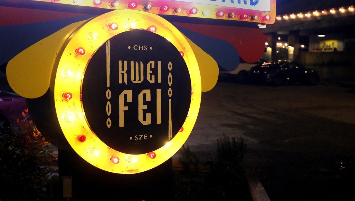 Kwei Fei Now Open