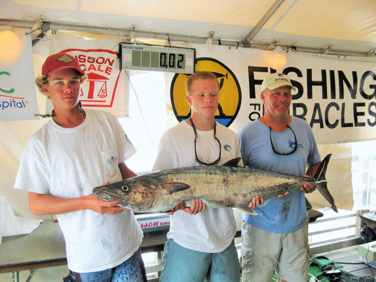 KickBack wins Fishing for Miracles