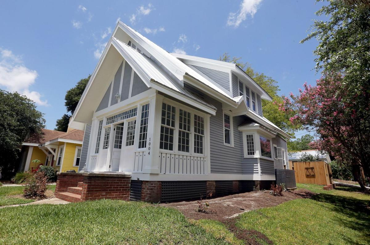Remember 1004 Alamo? Historic N. Charleston house used to look far worse before renovation