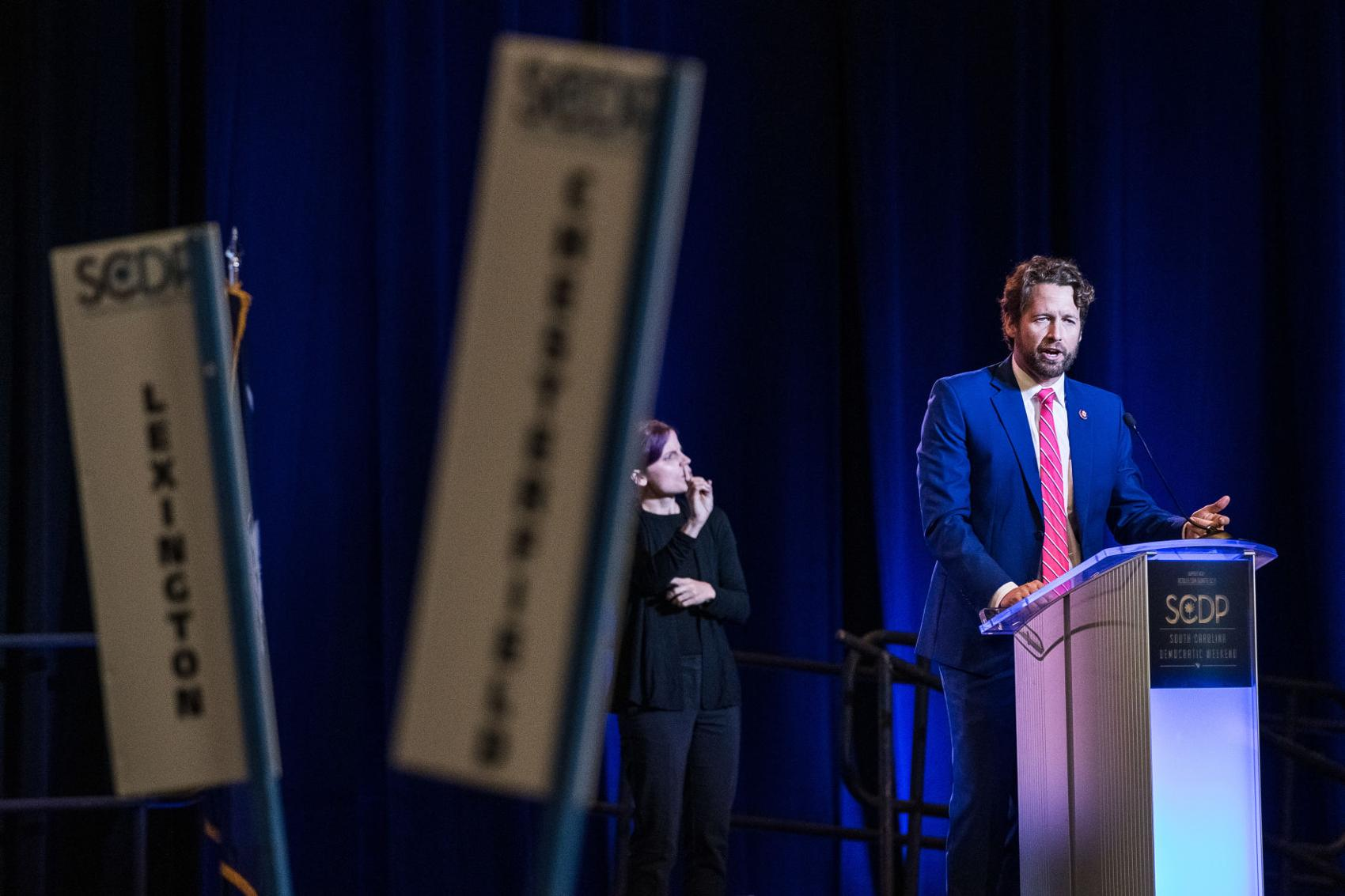 POST AND COURIER – Joe Cunningham extends cash lead, Nancy Mace tops GOP challengers in SC congressional race