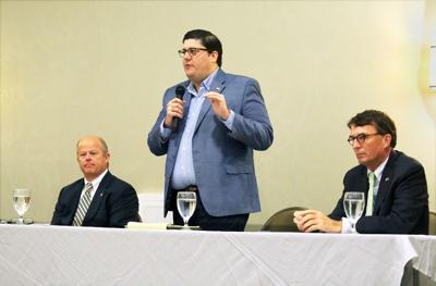 Charleston's mayoral candidates
