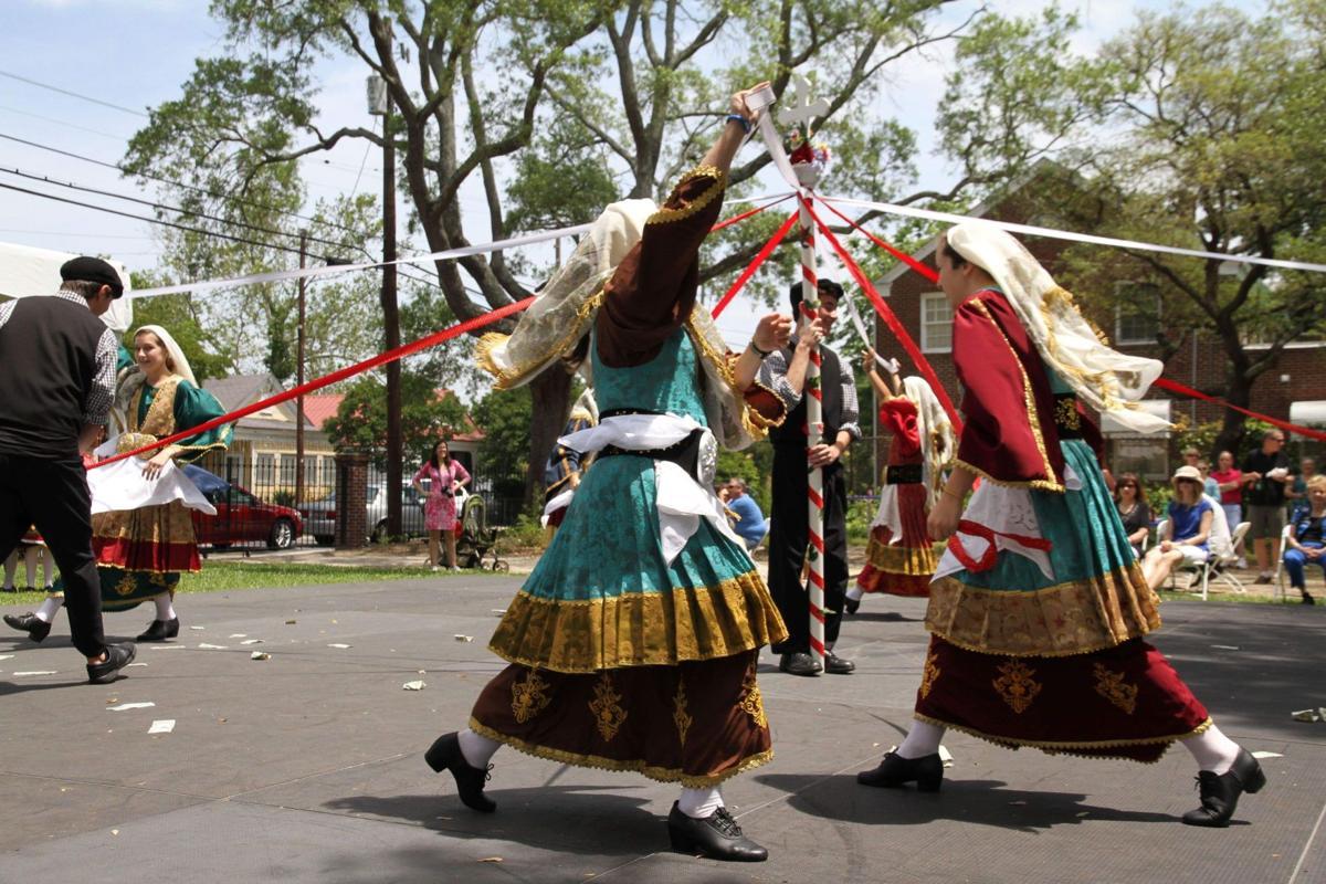Greek Festival, Gibbes Street Party still happening despite stormy weather