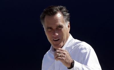 Romney strives to turn the page on rough week