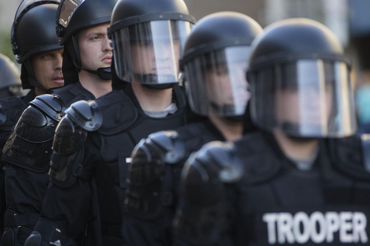 Start police shootings database