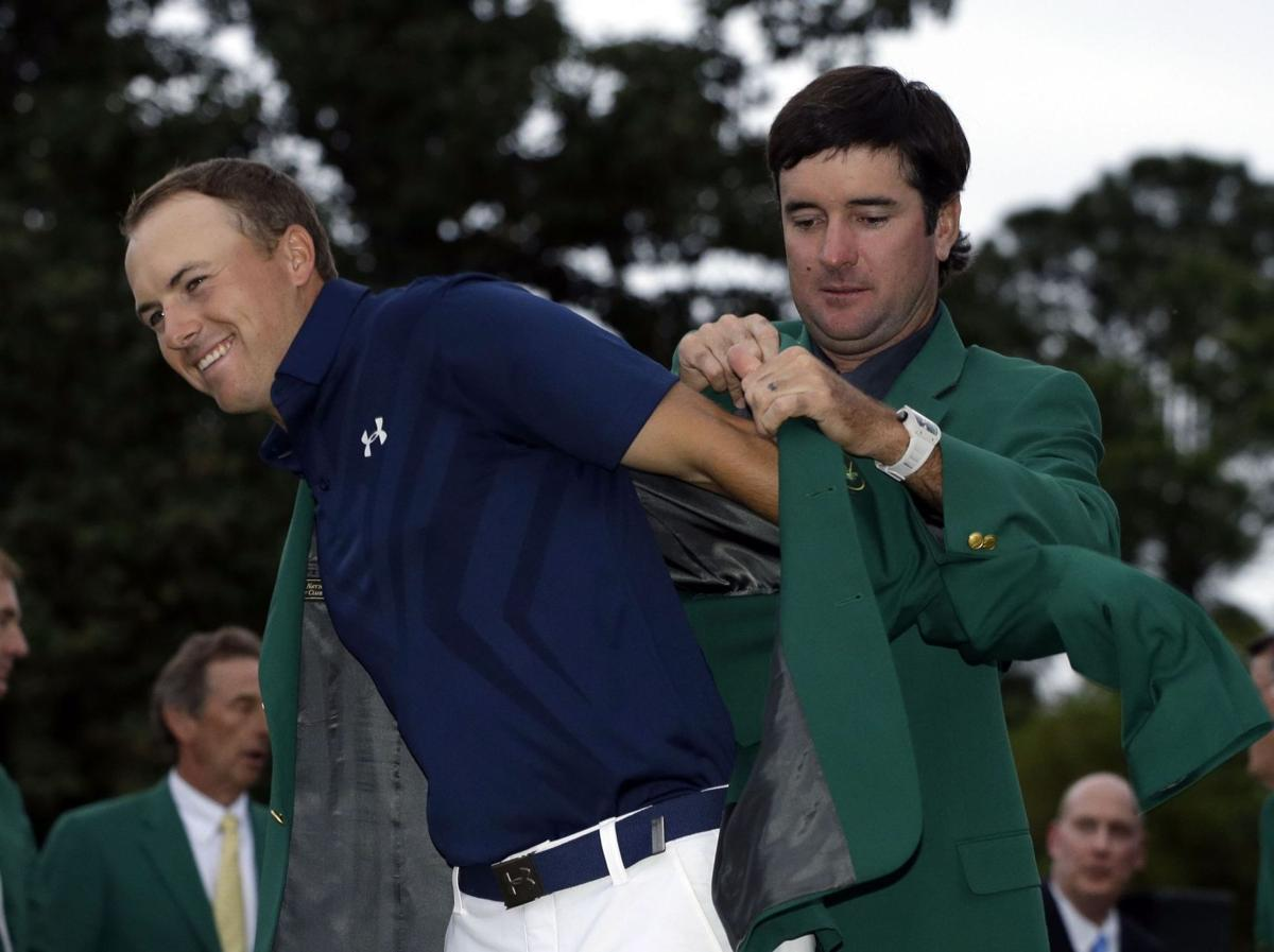 Masters champion Spieth back to work at The Heritage