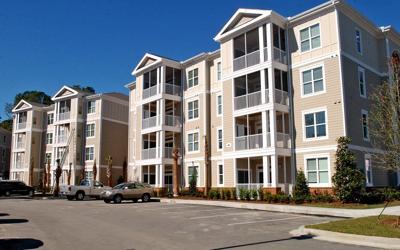 A few less $2,500 Mount Pleasant apartments? Good