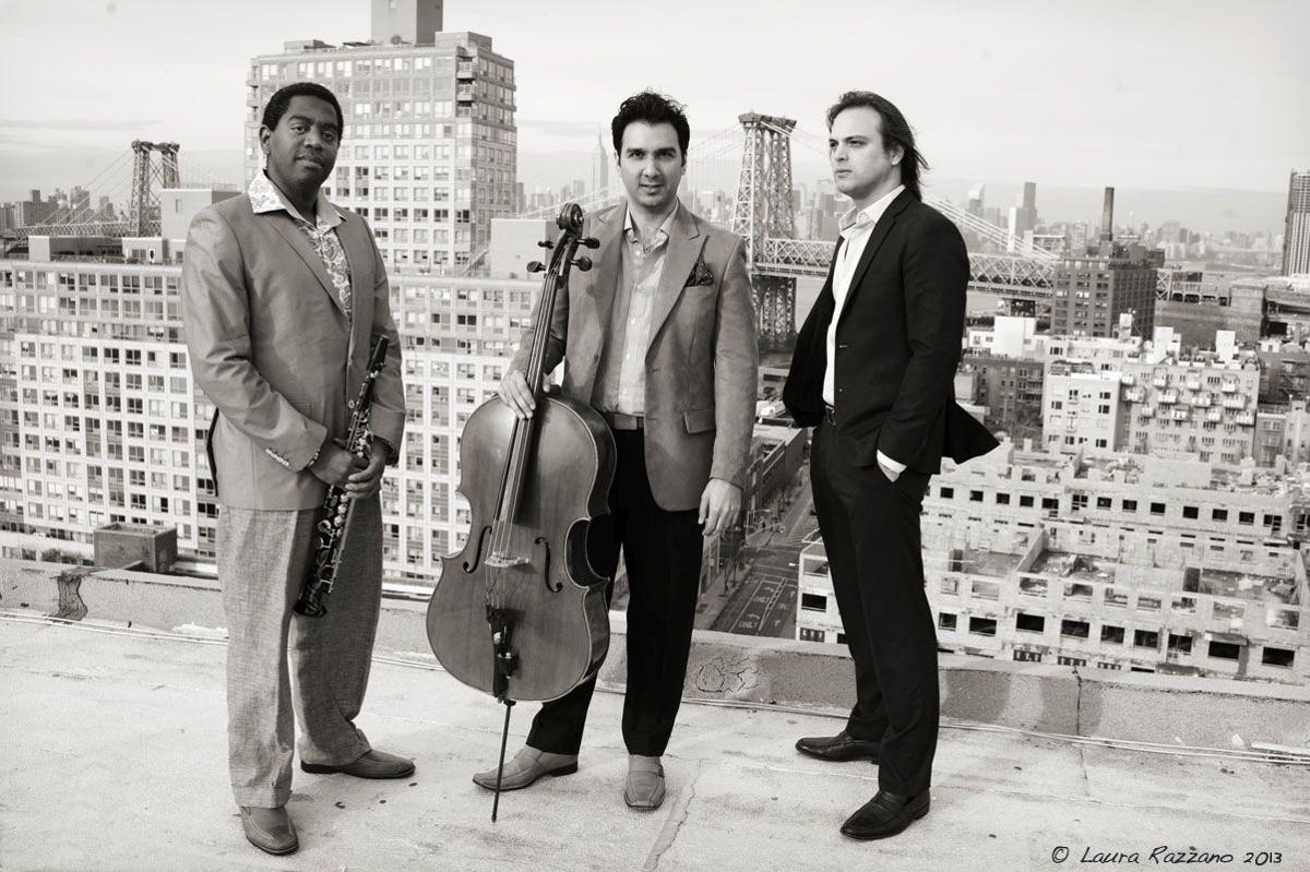 Bohemian Trio combines Afro-Cuban, jazz, classical styles