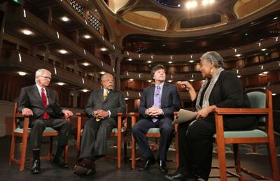 Filmmakers discuss race, history, healing Gates, Burns support Riley's International African American Museum at Charleston event