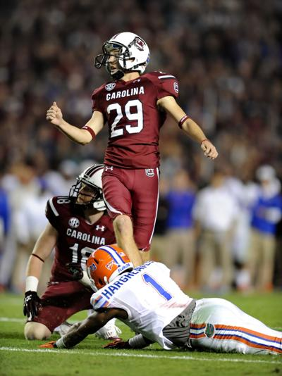 Gamecocks kicker Elliott Fry on Lou Groza Collegiate Placekicker Award Watch List