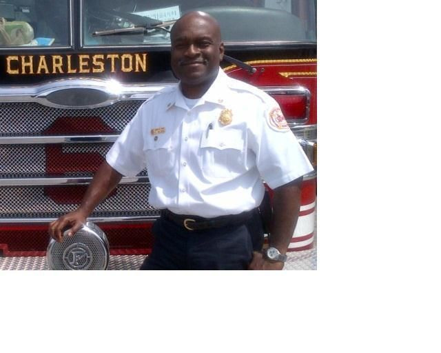 Charleston Fire Department announces hiring of new deputy chief